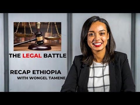 Recap Ethiopia - the Legal Battle