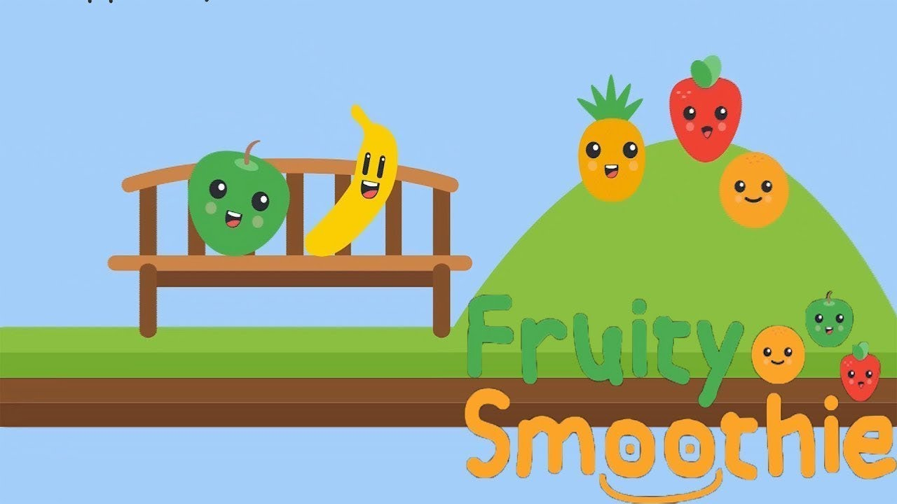 FRUITY SMOOTHIE! Trying out a weird Steam Game!
