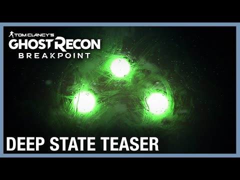 Tom Clancy's Ghost Recon Breakpoint: Deep State Teaser | Ubisoft [NA]
