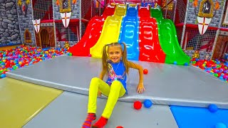 Розважальний Центр для дітей Роледром і Магазин Іграшок з Ярославою