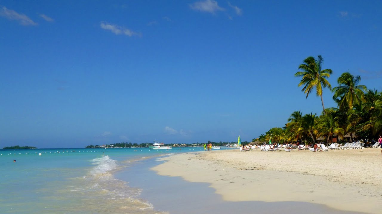 7 Mile Beach Jamaica
