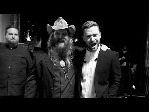 Justin Timberlake Posts Super Sweet Message to Chris Stapleton After Epic Duet