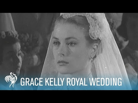 Grace Kelly Royal Wedding (1956)
