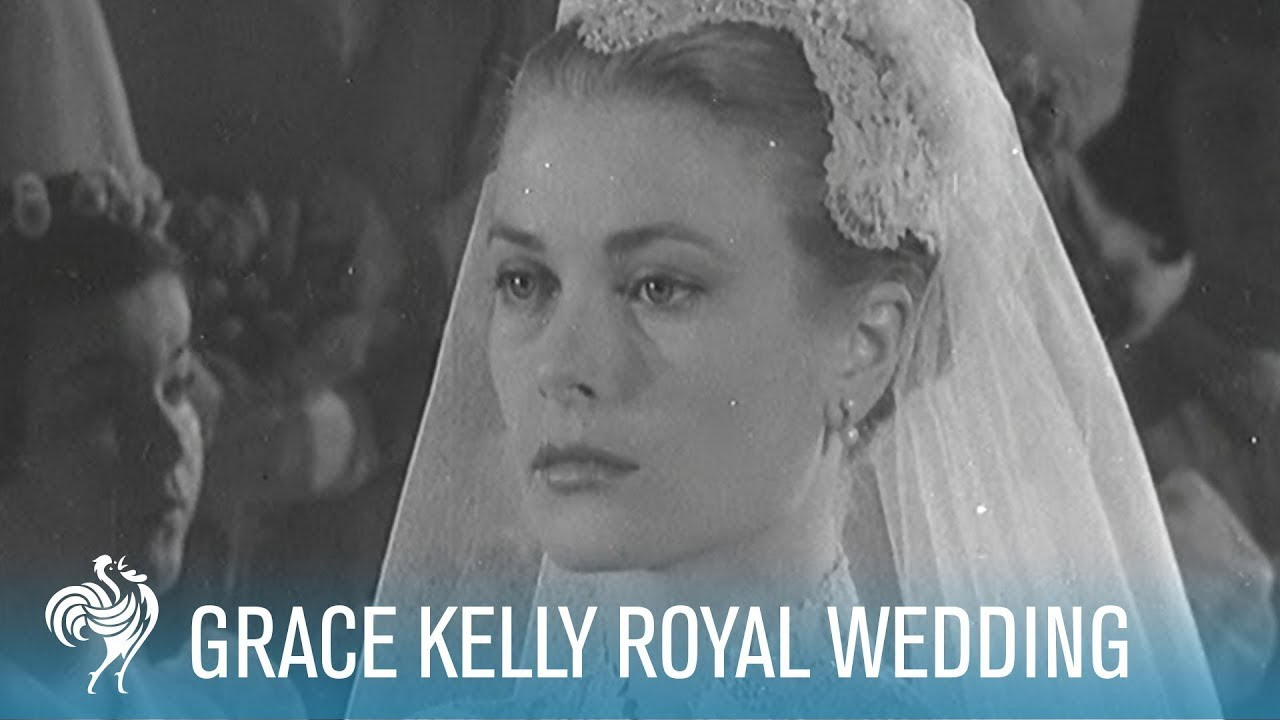 grace kelly royal wedding to prince rainer iii 1956 british