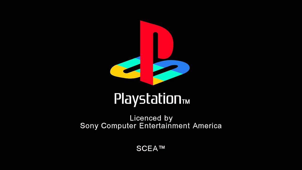 sony playstation 1 logo. sony playstation 1 logo o