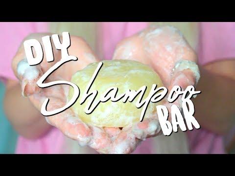 Homemade Shampoo Bar, How To Shampoo Bar Ι TaraLee