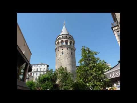 2013 Turquie   Istanbul, La Tour de Galata, Galata Kulesi, Christea Turris, Tour du Christ