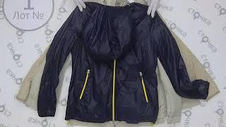 Geox women jackets light 1, сток одежда оптом