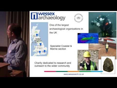 """SAMPHIRE: crowd-sourcing Scottish underwater archaeology"" by John McCarthy"