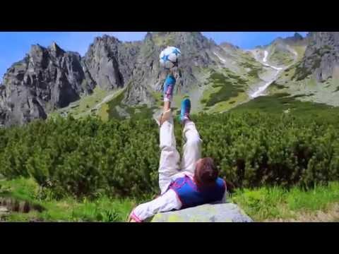 HANDS UP CREW - Presentation of Slovak culture
