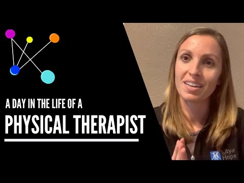 A Day In the Life Of a Physical Therapist |
