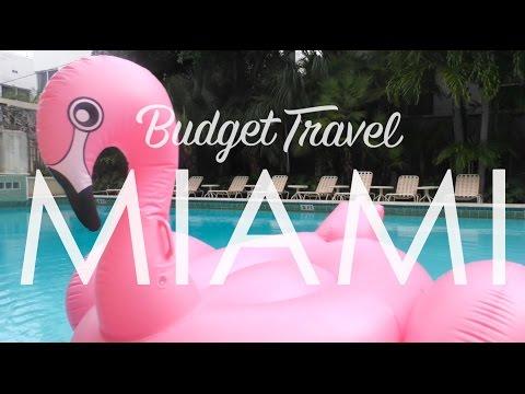 Budget Travel: Miami Beach