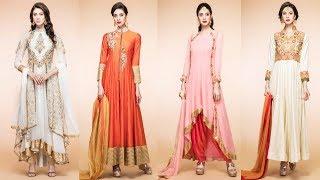 e0b267e08a Latest Pakistani Designers Fancy Eid Dresses 2018 || Super Collections ...