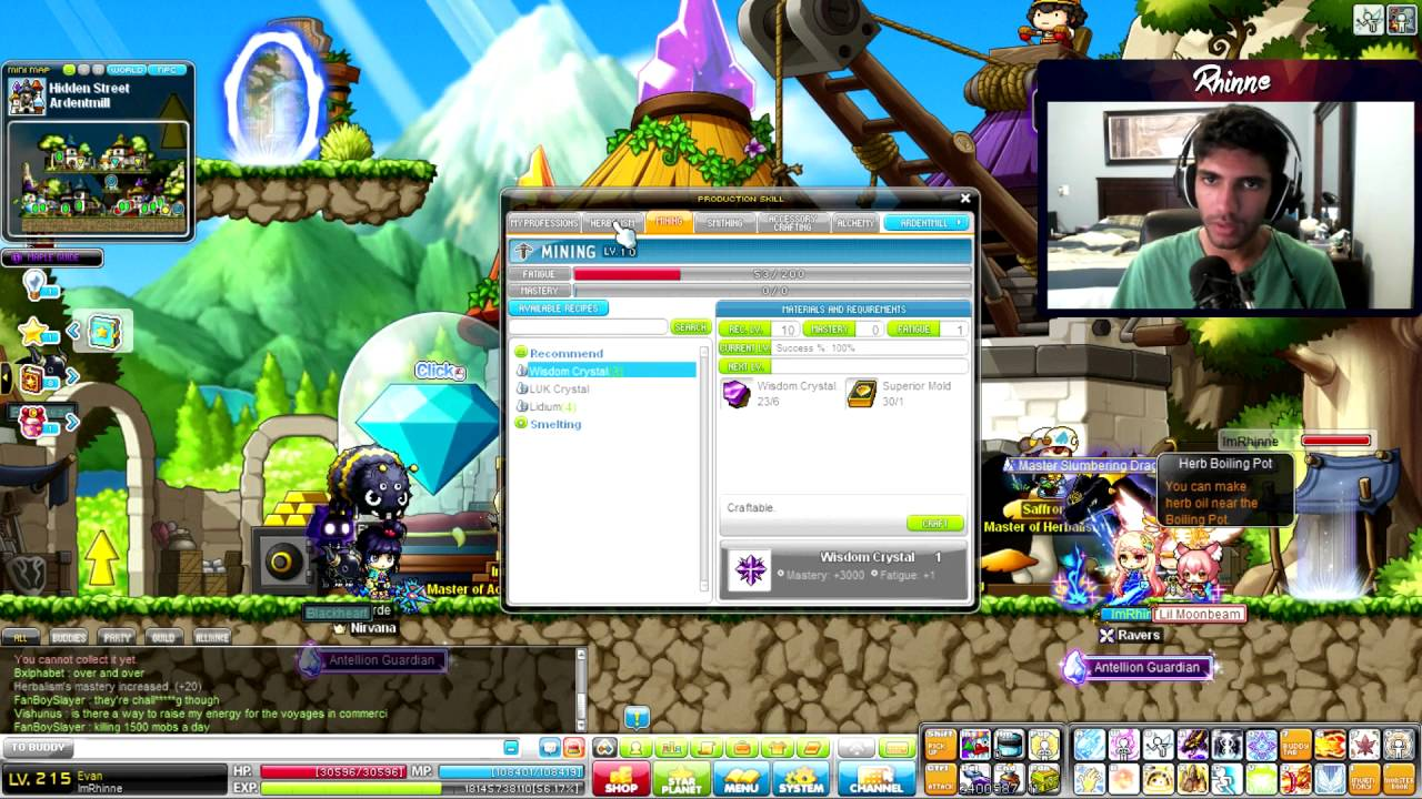 maplestory professions in depth guide youtube rh youtube com Maple Grove Sylvan Learning Maple Learning HTVN