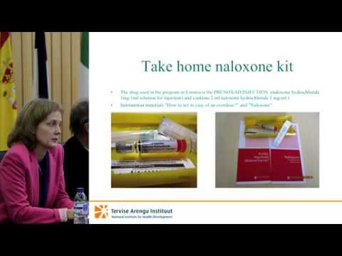 Take-home naloxone in Estonia (presentation at EMCDDA expert meeting)