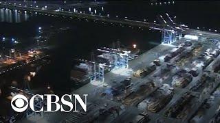 Port of Long Beach executive director talks supply chain efforts