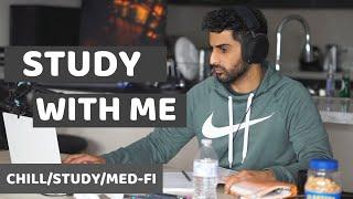 STUDY WITH ME / med-fi / lofi beats to study to