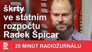 Radek Špicar: Máme příliš mnoho úředníků