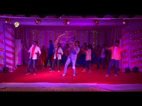 Christmas cheer 2016 - Tamil song dance performance