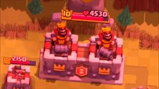 Clash Royale : Best moments #1 (Funny, fails, epic moments...)
