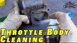 How To Clean a Throttle Body ~ The RIGHT Way