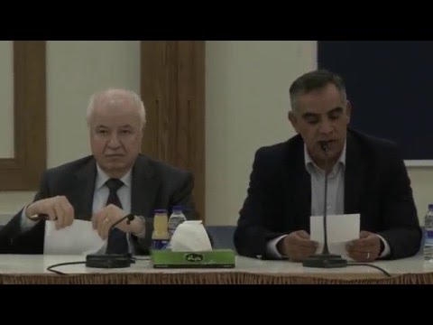 HE Dr Talal Abu Ghazaleh Visits The Governorate of Maan