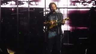 Eddie Vedder - Blue, Red and Grey - Celebrating the Who
