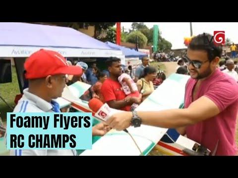 RC flying club srilanka foamy flyers 2