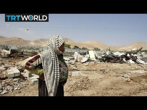 Israel-Palestine Tensions: Bedouin villages under threat of demolition