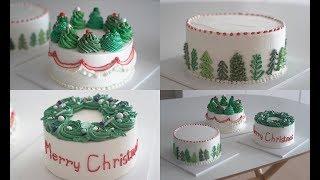 크리스마스 케이크 :  Christmas cake .레…