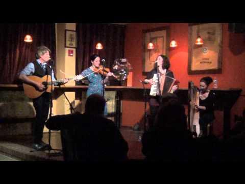 "The Henry Girls & Ry Cavanaugh ~ ""James Monroe"""