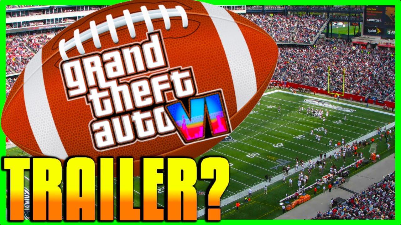 GTA 6 Trailer beim Super Bowl?