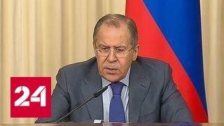 Лавров: обвинения России в организации переворота в Черногории высосаны из пальца