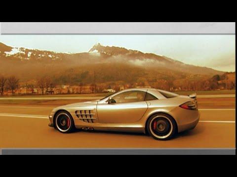 Mercedes SLR McLaren 722 Edition