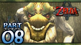 The Legend of Zelda: Twilight Princess HD - Part 8 -  Forest Temple - Gale Boomerang