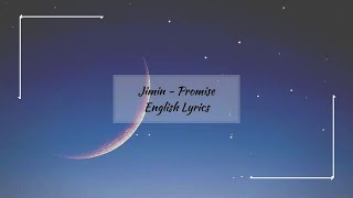 free mp3 songs download - Promise by jimin lyrics english