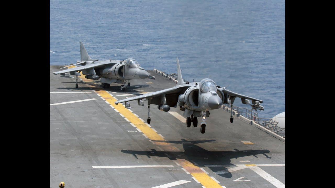 Resultado de imagen para Boeing AV-8B Harrier II