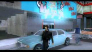 GTA фильм: Цепной пес 1 (1-й кусок)