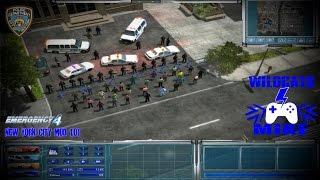 CRIME WAVE!  (Emergency 4 NYC mod v1.01)