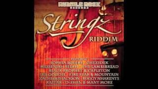 Jus Goodie - Crazy Love - Stringz Riddim - Rumble Rock Recordz