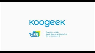 We will wait for you at CES 2019