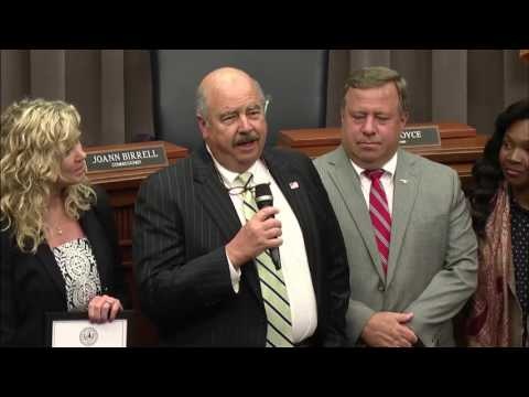 Cobb County Board of Commissioners - 04/11/17