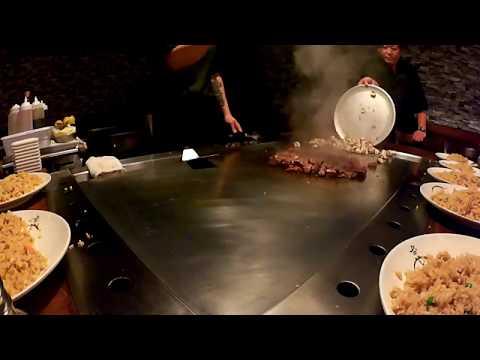 Hibachi Chef M****, Musashi Japanese Steakhouse In Gainesville VA