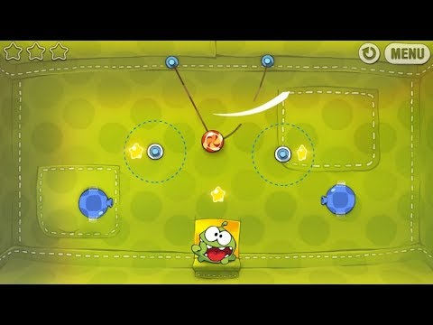 Cut The Rope FULL FREE Android Gameplay
