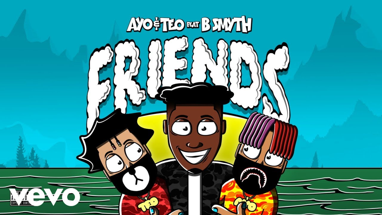 Ayo & Teo - Friends (Official Audio) ft. B Smyth