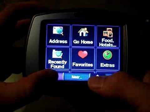 20080904 - Garmin StreetPilot c530 GPS Navigation System 3.5