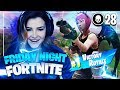 28 KILLS COMBINED IN FRIDAY NIGHT FORTNITE! (Fortnite: Battle Royale) | KittyPlays