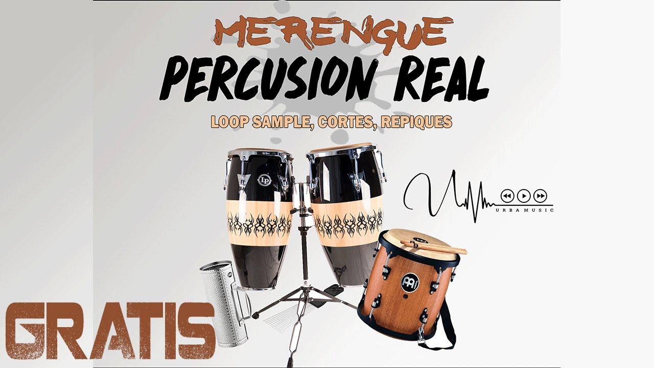 Samples | Loop - Cortes - Repiques | Percusion Real Merengue ...