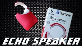 Product Review - Bass Jaxx Echo Speaker