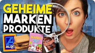 GEHEIME MARKEN PRODUKTE in GÜNSTIG l Fake VS Original